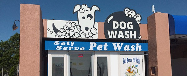 Pet Wash Stations