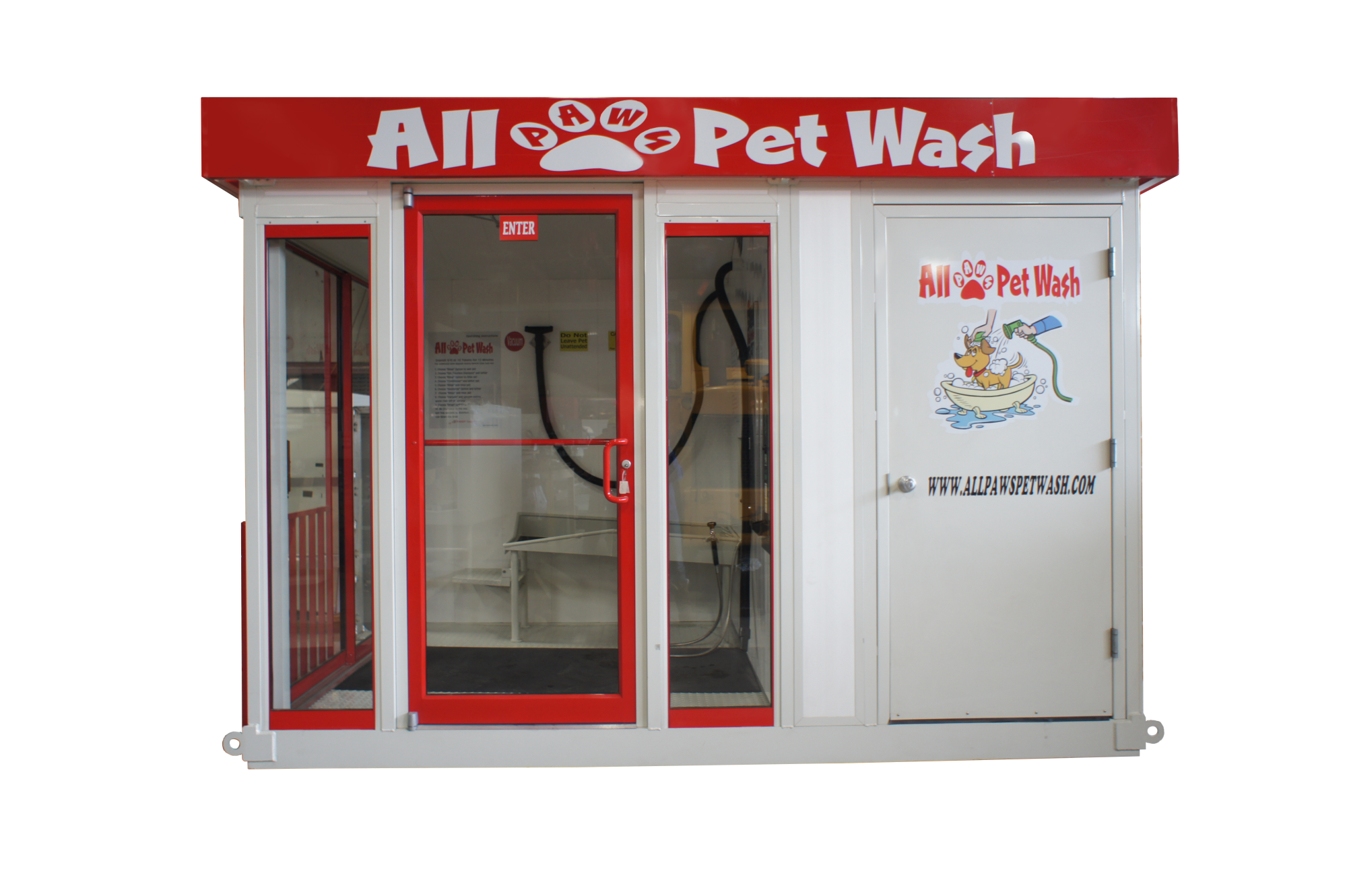 Dog Wash Equipment C K Enterprises Inc